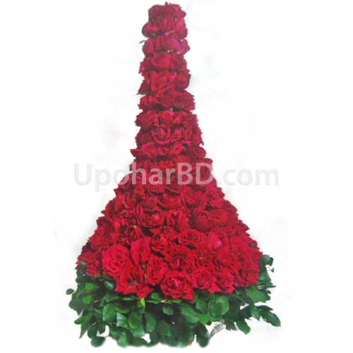 200 Red Rose Tower