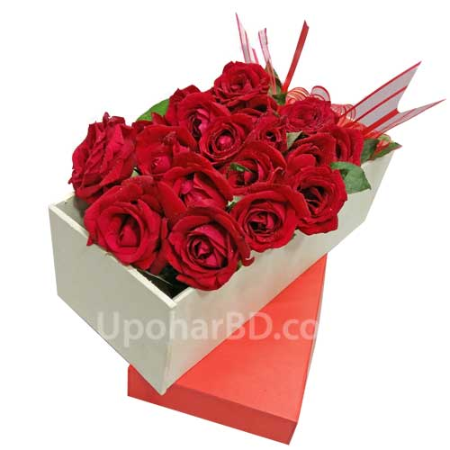 Box full of Roses