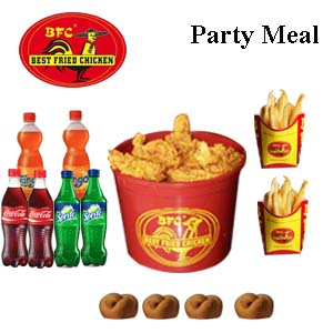 party meal