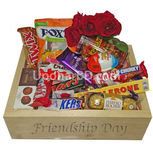 Exclusive Friendship Chocolaty Wish