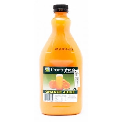 Orange Juice - 2 lt Country Fresh