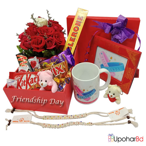 Exclusive Friendship package