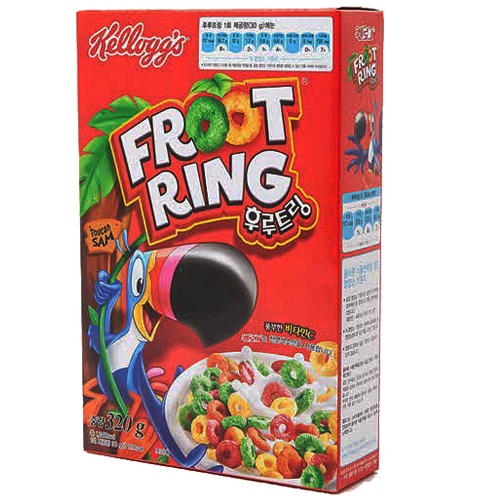 Kellogg's Froot Ring Cereals