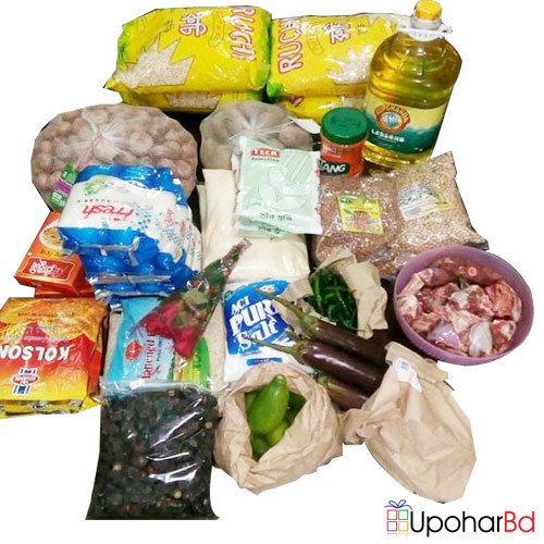 Ramadan grocery package 4