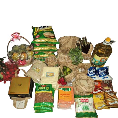 Ramadan grocery package 5