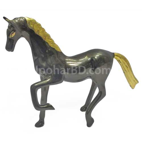 Black horse handicraft