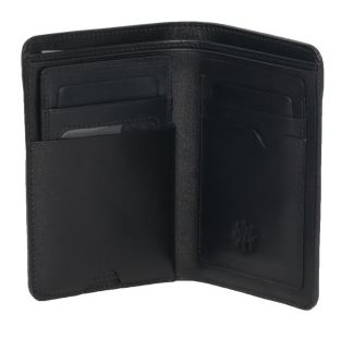 Wallet - Money Bag - Black colour