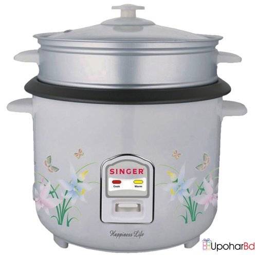Singer rice cooker - 1.8 Liter