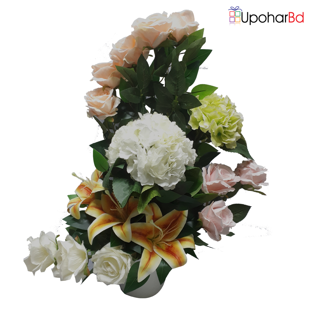 Delight Arrangement Of Artificial Flower