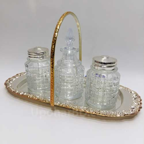 Elegant Salt and pepper pot