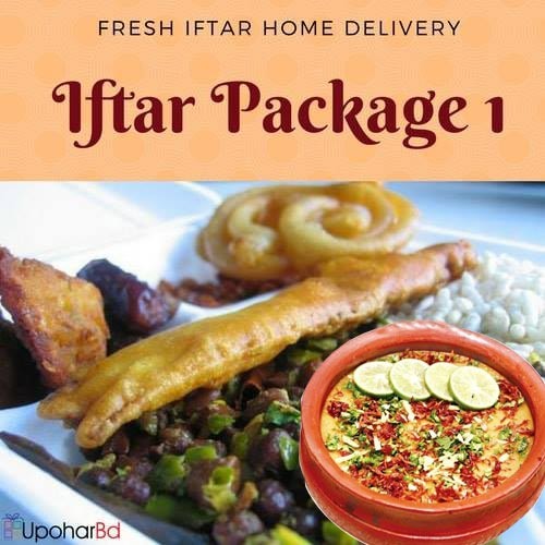 1. Iftar Package with Mutton Halim