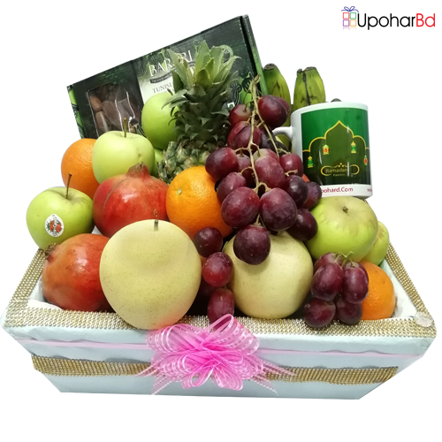 Fruit basket for parents