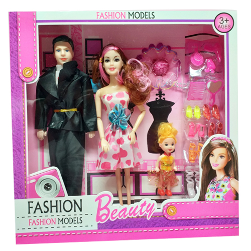 Fashion Models Giftset