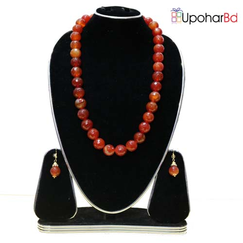 Fire orange color Pearl set