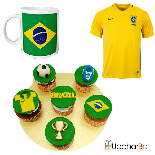 Gift package Brazil lovers