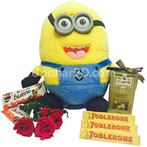 Minion Lover Pack
