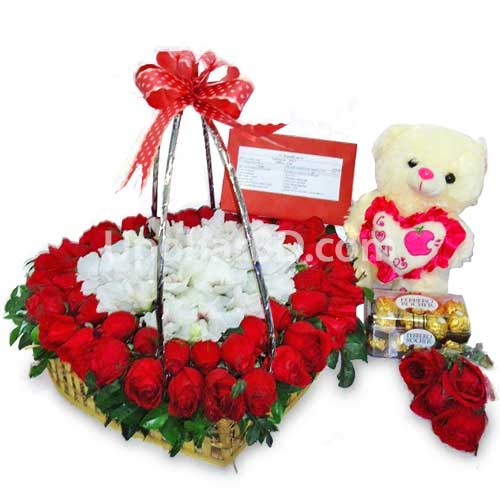 Sweet love package