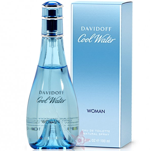 Davidoff Cool Water for women, 100 ml
