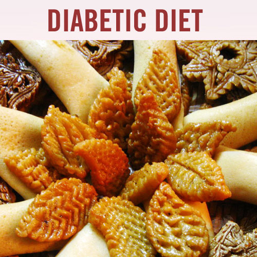 Diabetic Pitha - Make your own package