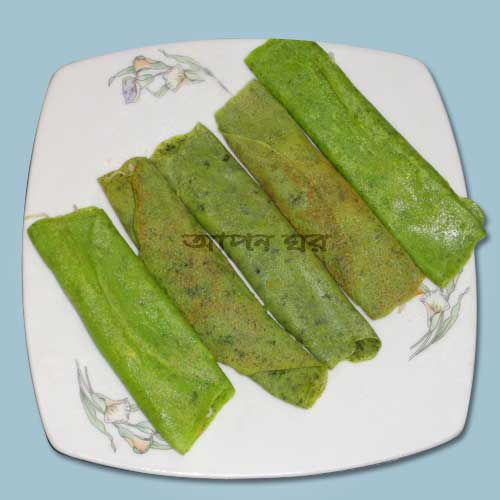 Palong pati shapta pitha