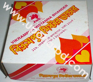 Vikrampur sweets package 1 (3kg)