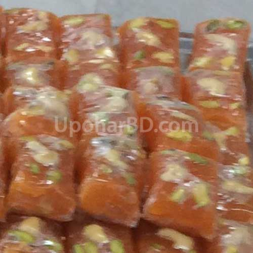 Almond Halwa from Bonoful