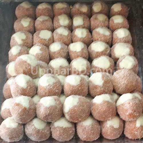 Cream Laddu from Fulkoli
