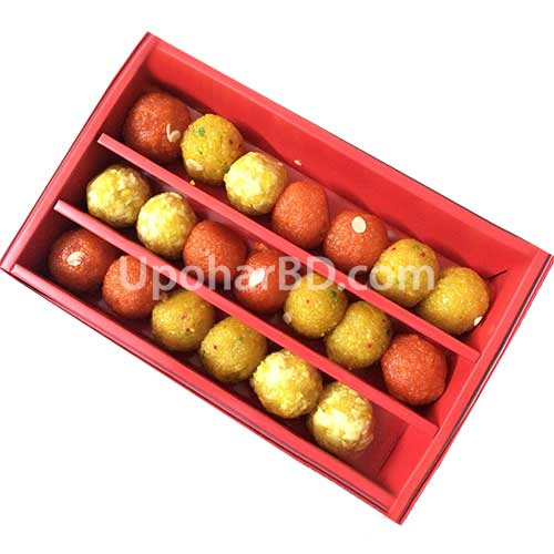 Mix Laddu gift box