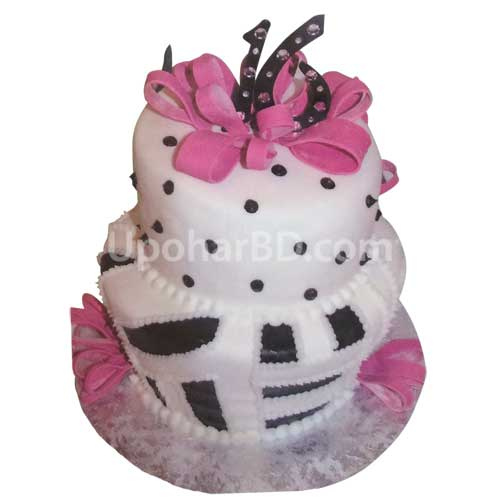 Queen Crown Cake