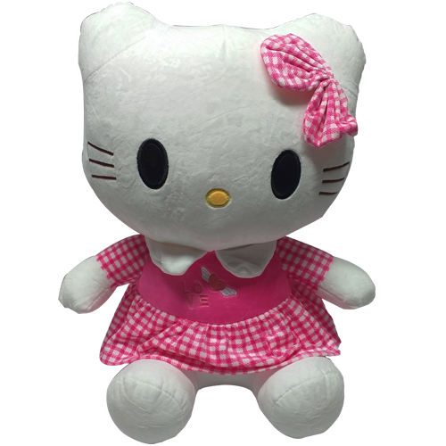 Hello Kitty Teddy For Her