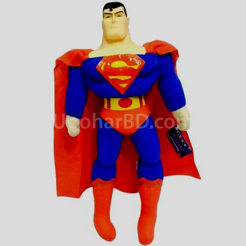 Superman Super Hero soft toy