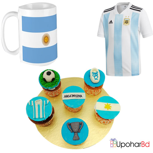 Gift package Argentina lovers