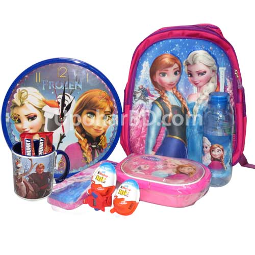 Frozen Combo Pack with Chocolates