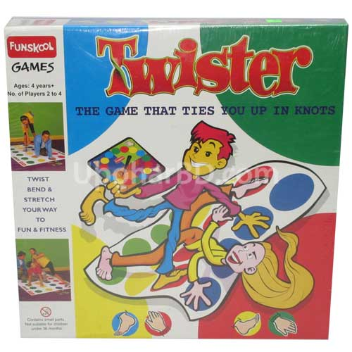 Twister by Funskool
