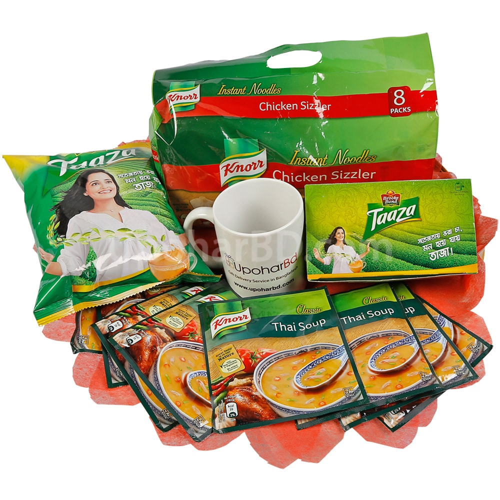 Knorr Snack Pack Thai style