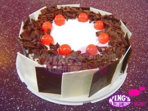 Black Forest Cake from Kings Confectionery, Chittagong