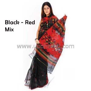 47bf32605949f Online shopping Bangladesh - Aarong ND-Silk Panjabi and Jamdani Sari ...