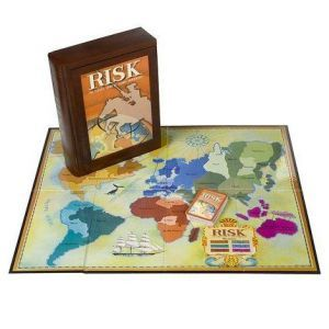 Risk- Detective Board Game