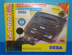 SEGA video game