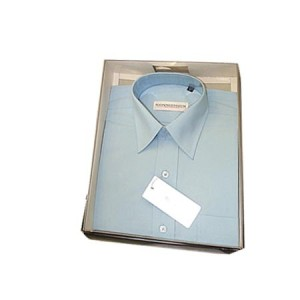 Cats Eye full sleeve shirt (Light sky blue)