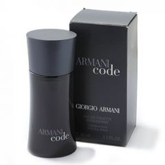 Armani Code by Giorgio Armani for Men, 75ml