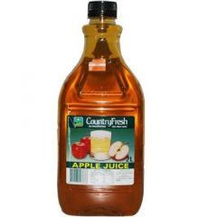 Apple Juice - 2 lt Country Fresh