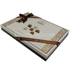Elit Gourmet Collection White chocolate gift box