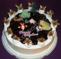 Special Christmas Cake from Kings