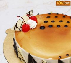 Coffee cake from Tasty Treat
