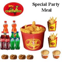 Special Party meal