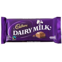 Cadbury Dairy Milk chocolae bar