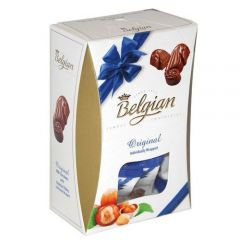 Belgian Original Milk Chocolates With Hazelnut Filling