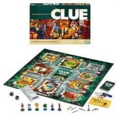 Clue - Detective Board Game (Original)