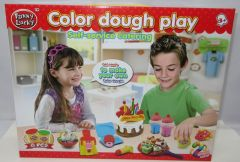 Colour dough toys for kids